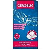 Gerobug Lebensmittelmotten-Falle x 6 + Bonus E-Book | Mottenfalle Lebensmittel zur Lebensmittelmotten-Bekämpfung | Persönliche Betreuung durch Schädlingsprofi | Endlich Wieder Mottenfrei