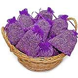 vom Achterhof 10 Lavendelsäckchen mit 200 g !!!! frischen französischem Lavendel...