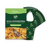 Legona® - Schlupfwespen gegen Lebensmittelmotten / 12x Trigram-Karte à 3...
