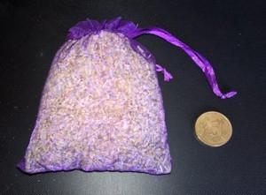 Lavendelsäckchen - Mottenschutz