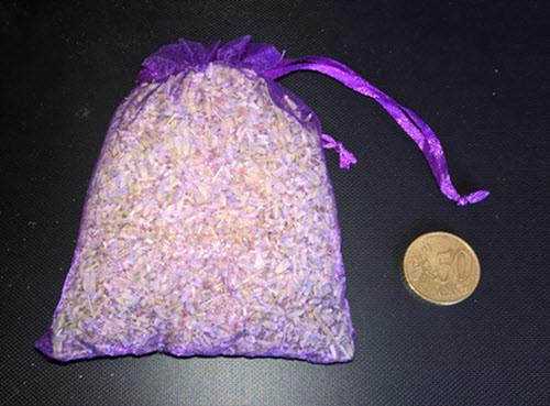 Lavendelsäckchen – Mottenschutz