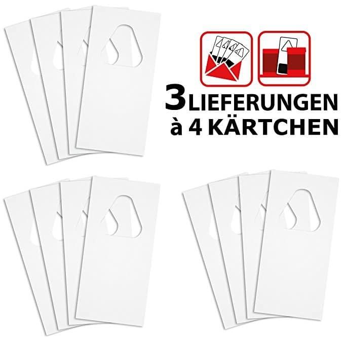 Sautter & Stepper GmbH Komplett-Set Schlupfwespen gegen Lebensmittelmotten - 12000 Schlupfwespen auf 4 Kärtchen je Lieferung und 3 Lieferungen (34)